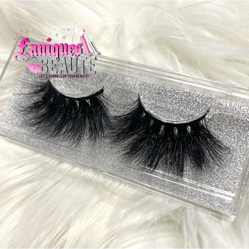 Dreamer ~ 25MM 100% Mink Eyelashes - Eyelashes