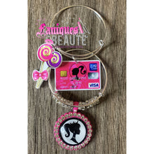 Load image into Gallery viewer, It's Barbie ~ Children's Bangle Set - Faniques Beaute Emporium