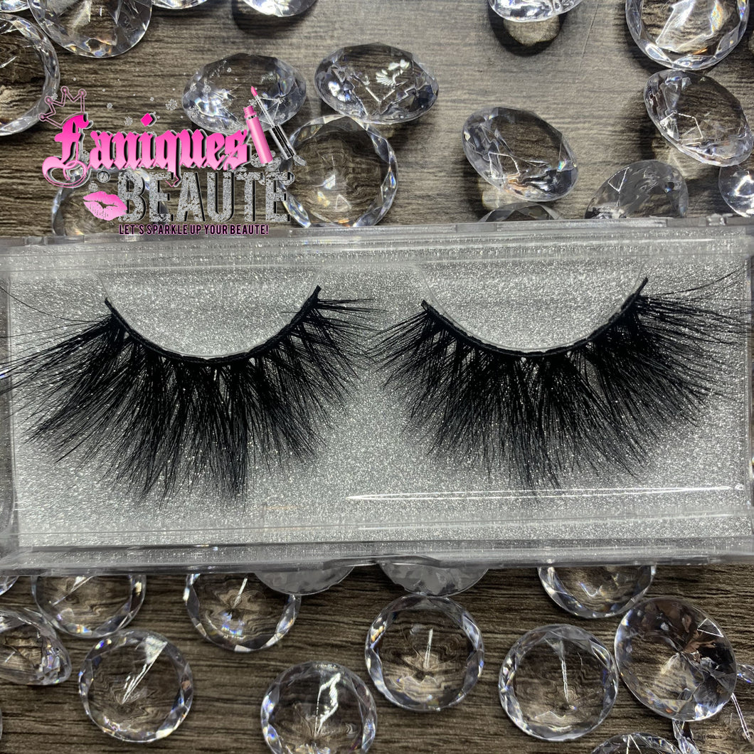 Late Night Vibe 25MM Mink Lashes - Faniques Beaute Emporium