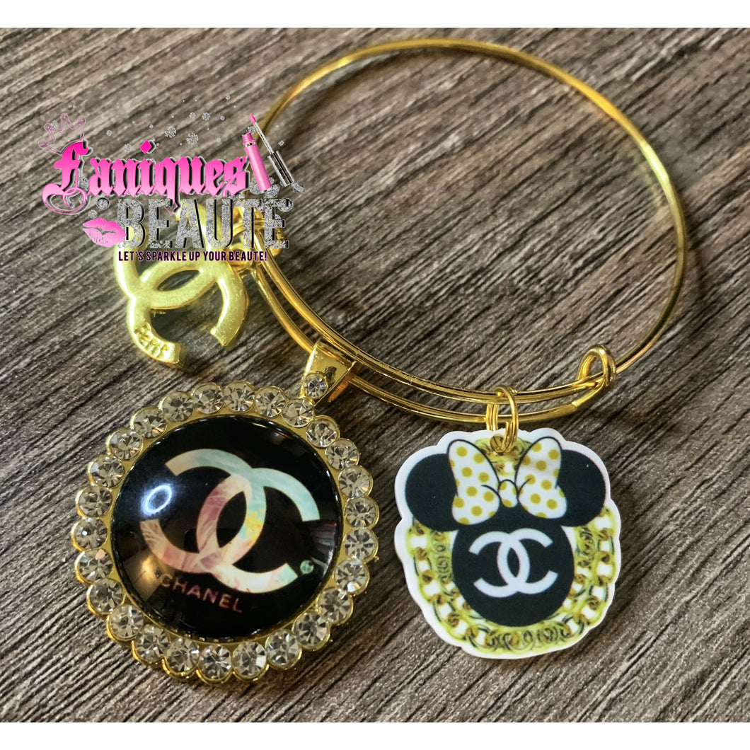 Minnie Cee ~ Children's Bangle - Faniques Beaute Emporium