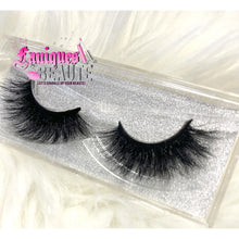 Load image into Gallery viewer, New New ~ 23MM 100% Mink Eyelashes