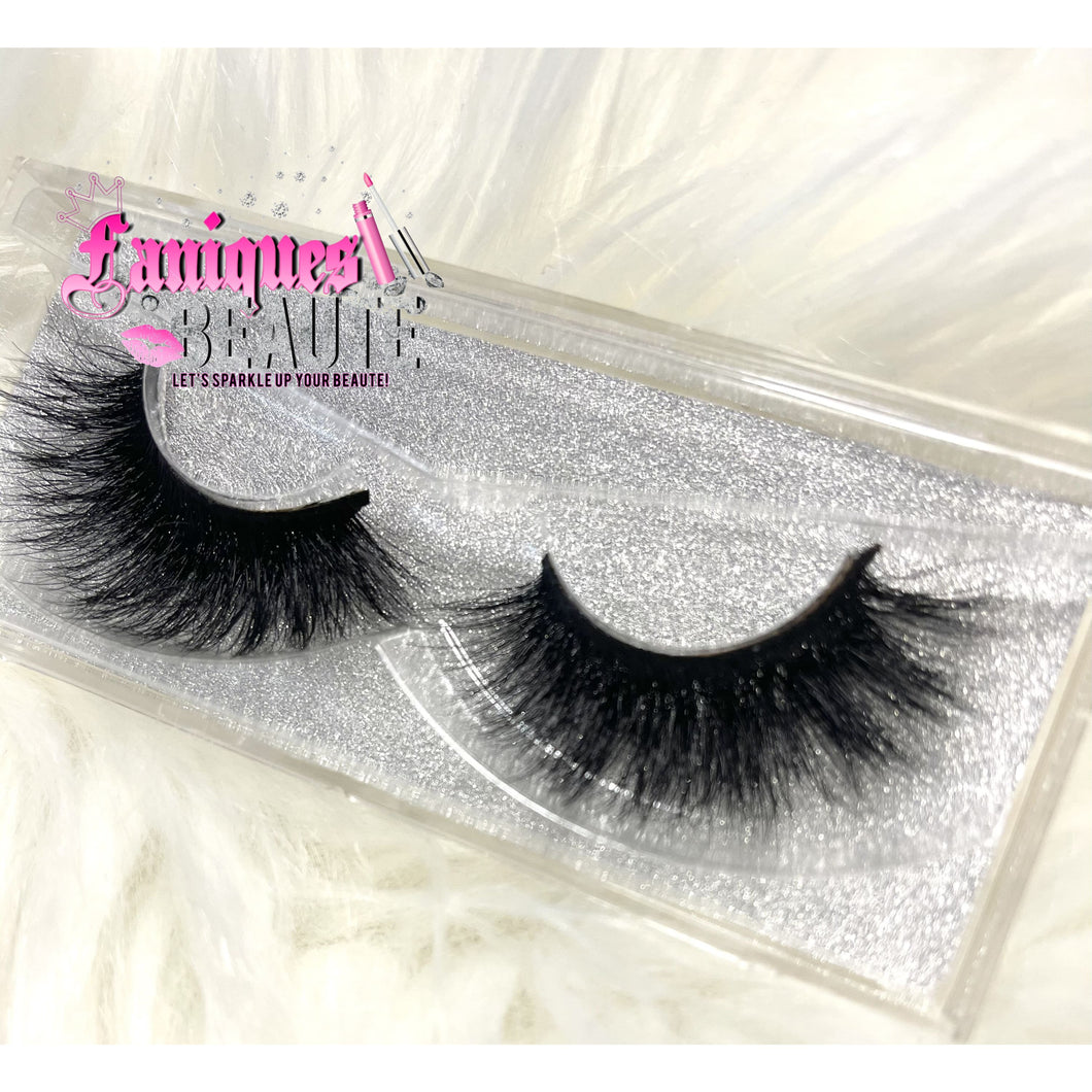 New New ~ 23MM 100% Mink Eyelashes