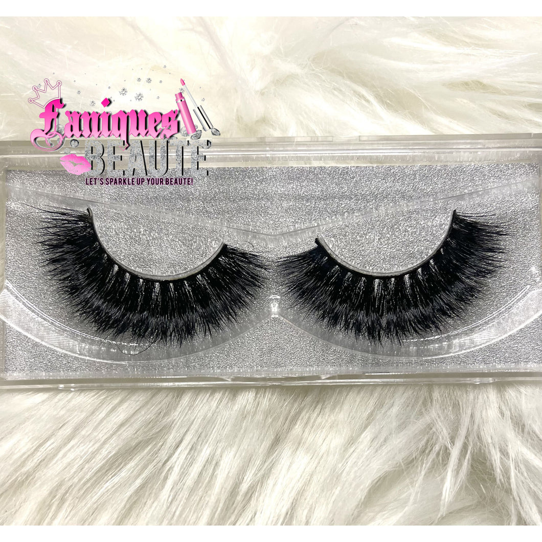Pixie Dust ~ 4D 100% Mink Eyelashes - Eyelashes