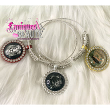 Load image into Gallery viewer, Safari Adventure ~ Adult Adjustable Bangle Set - Faniques Beaute Emporium