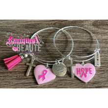 Load image into Gallery viewer, You're an Inspiration ~ Adult Adjustable Bangle Set - Faniques Beaute Emporium