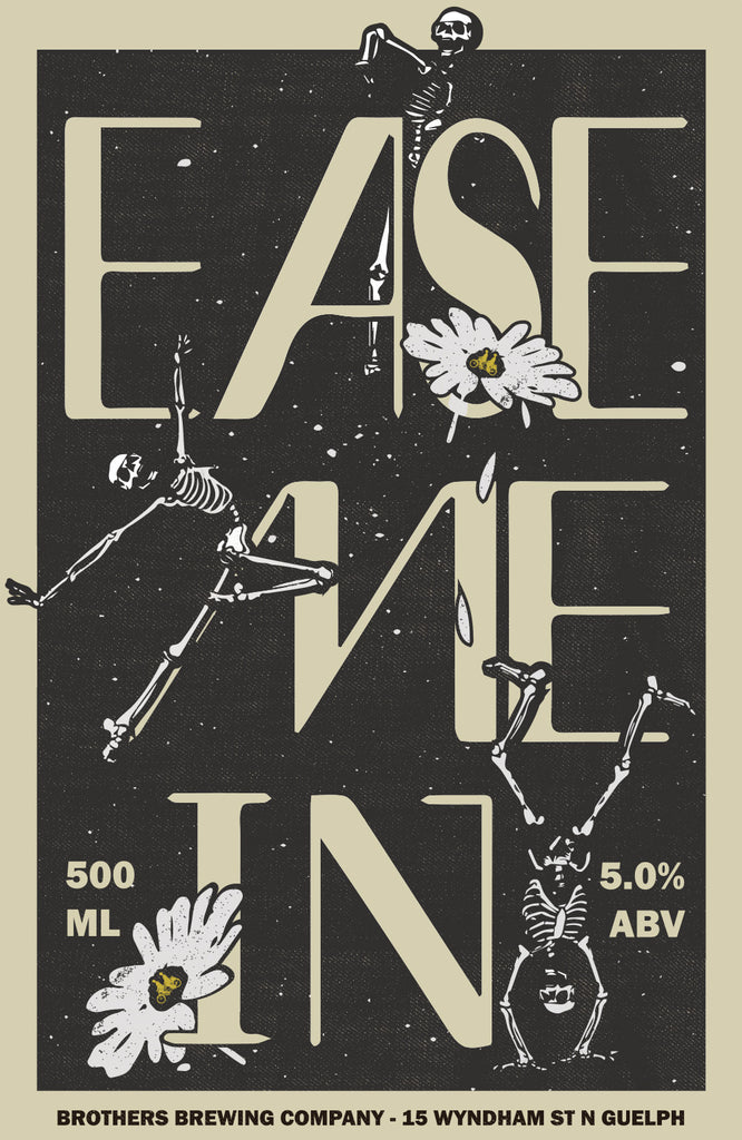 Ease Me In Session Ale Label Fine Art Print 2