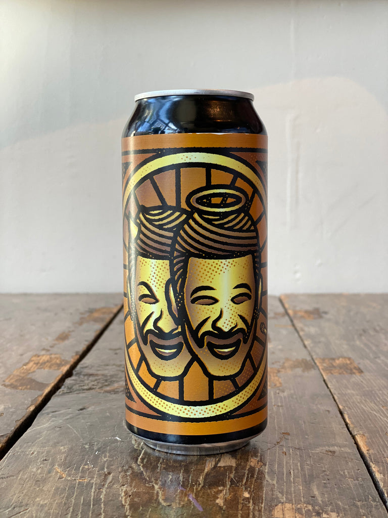Undercover Brother Chai Golden Stout Can
