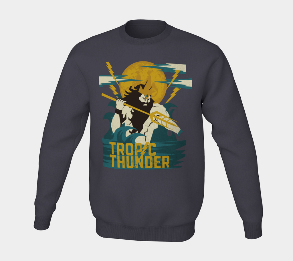 Tropic Thunder Pale Ale Unisex Sweater
