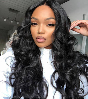 loose wave double drawn bundles golden rule hair