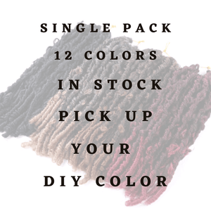 single pack butterfly locs golden rule hair