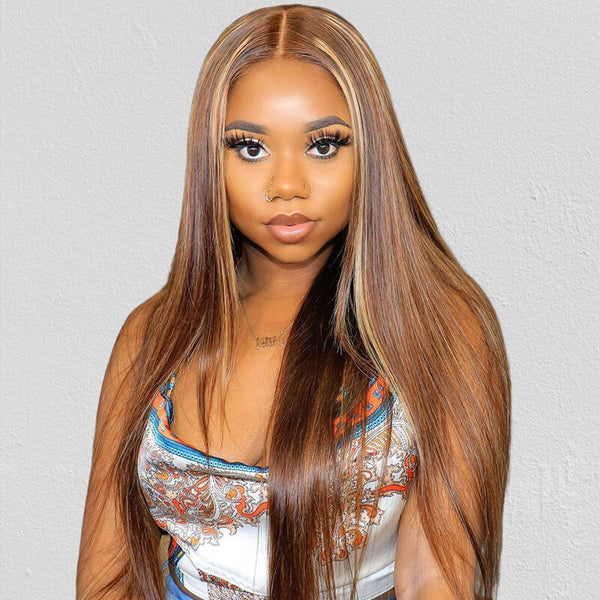 straight human hair bundles mix color golden rule hair