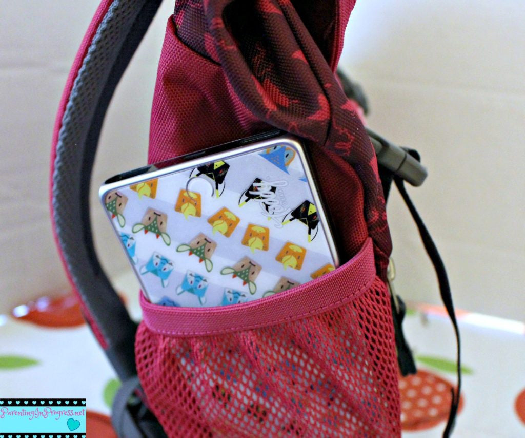 Parenting in Progress Review + Giveaway: Back to School Tech Must-Haves from Toddy Gear