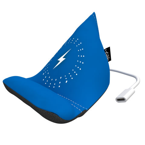 Blue Wireless Charging Wedge