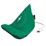 Green Wireless Charging Wedge