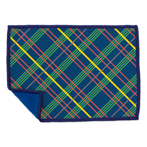 Mad for Plaid Smart Cloth (5x7)