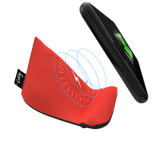 Red Wireless Charging Wedge