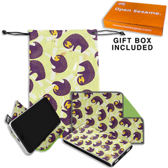 Slothing Around Desktop Essentials Tech Gift Set