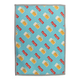 Beer & Bacon Smart Cloth (5x7)