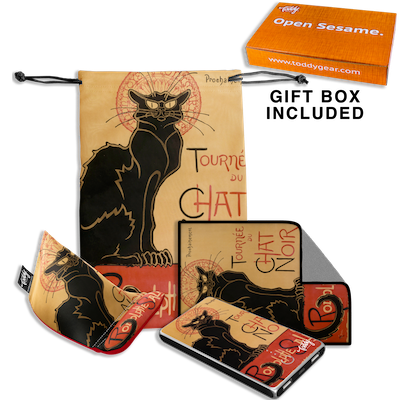 Tournee du Chat Noir Desktop Essentials Tech Gift Set