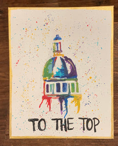 """TO THE TOP"""