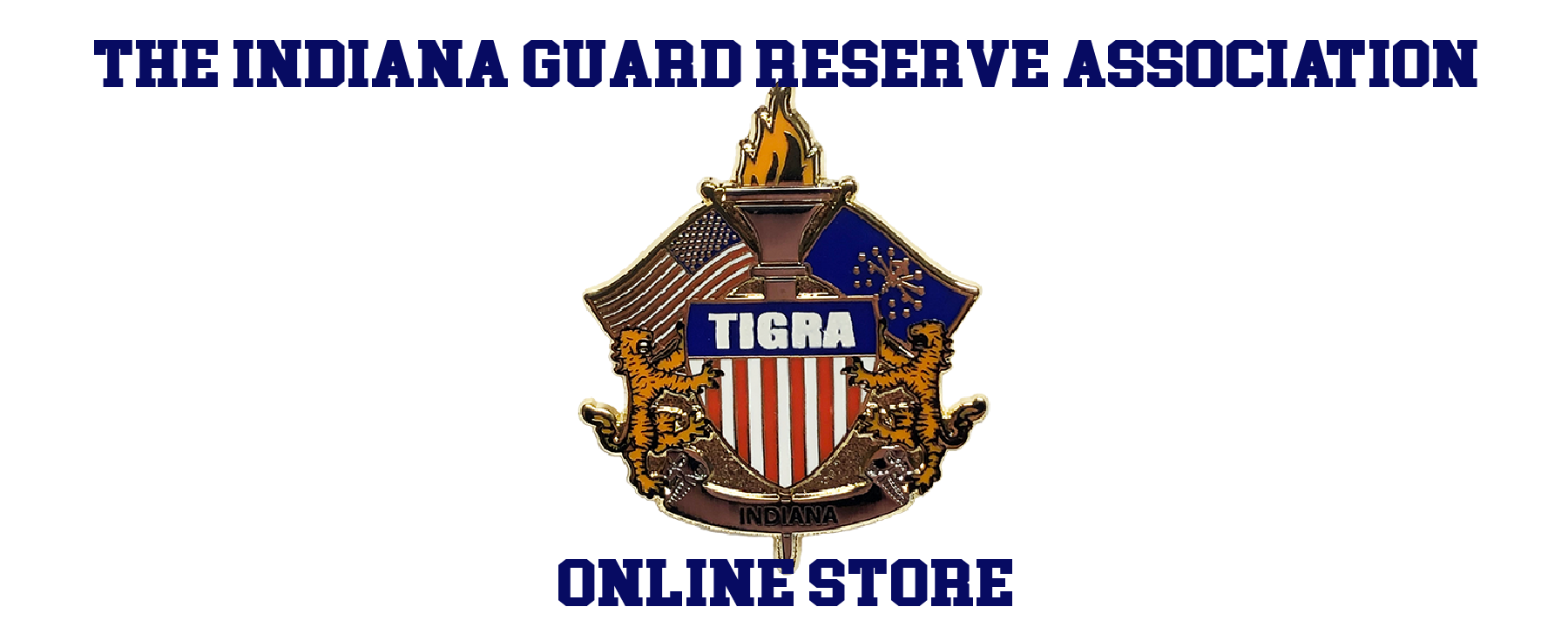 The Indiana Guard Reserve Online Store