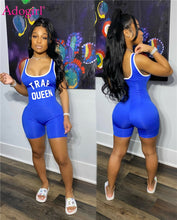 Load image into Gallery viewer, Trap Queen Tank Jumpsuit