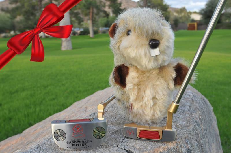 The Perfect Holiday Gift: The Official Caddyshack Putter