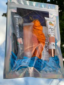 Orange Courage Lip Care Bundle