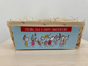Build your own Happy Anniversary Basket
