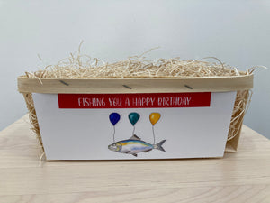 Build your own Happy Birthday Basket