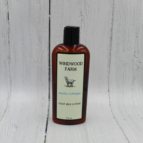 Arctic Whisper Goat Milk Lotion