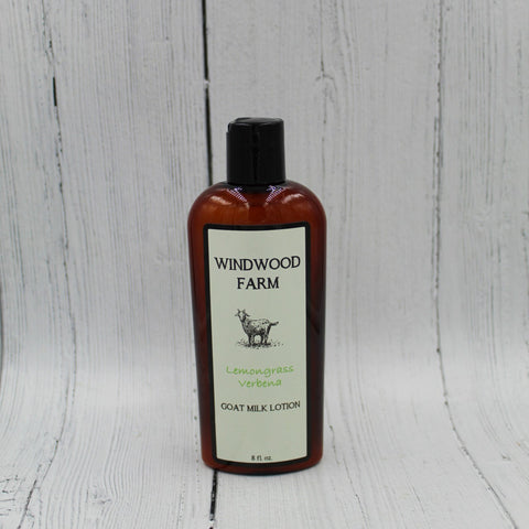 Lemongrass Verbena Goat Milk Lotion