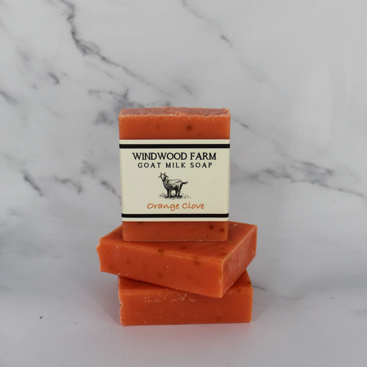 Orange Clove Goat Milk Soap