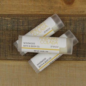 Pineapple Colada Lip Balm