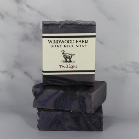 Twilight Goat Milk Soap