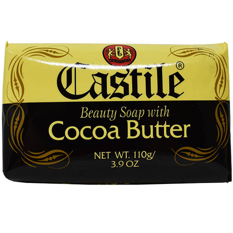 Castle Cocoa Butter Soap 3.9oz