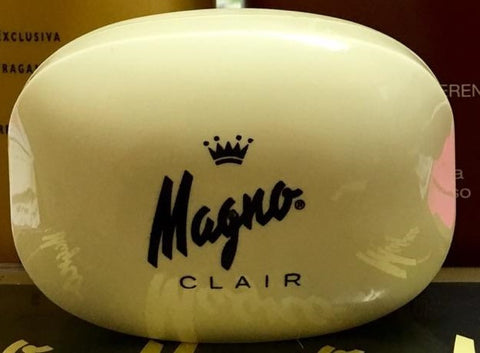 Magno Soap and Dish. 3.5oz soap