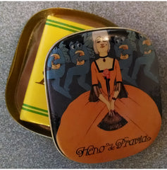 Museo Perfumeria Gal Soap Tin and .5oz Heno Soap