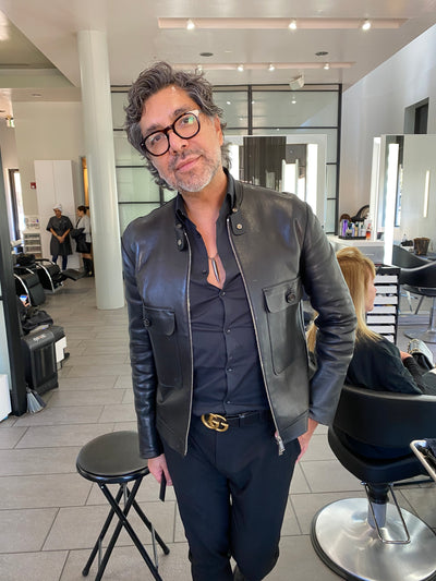 Céron - Award-winning Hairstylist to the Stars