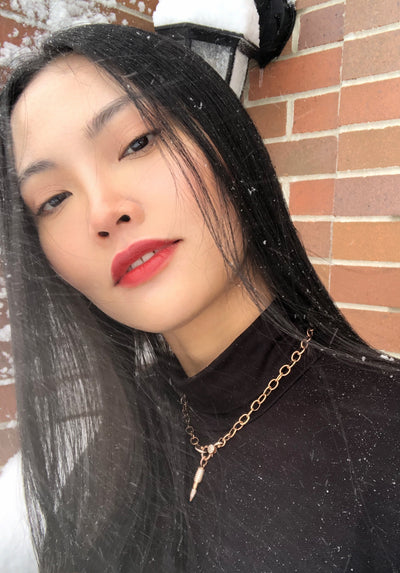 Meet Gorgeous NYC Fashion Model: YUEN