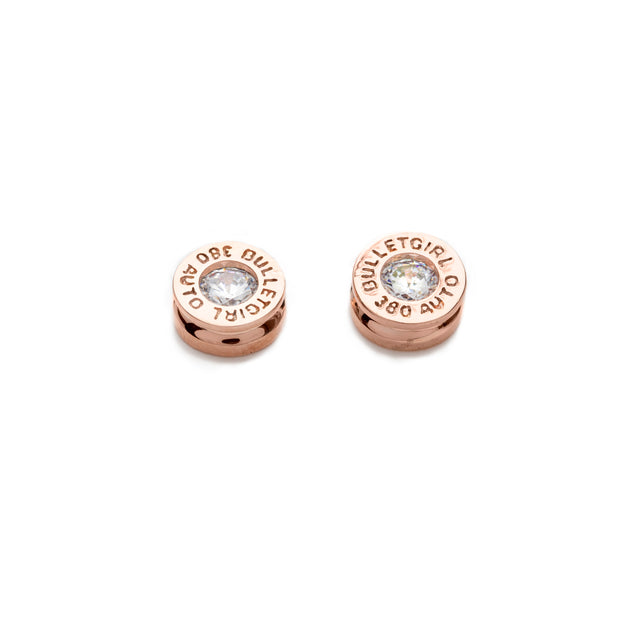 real gold stud earrings