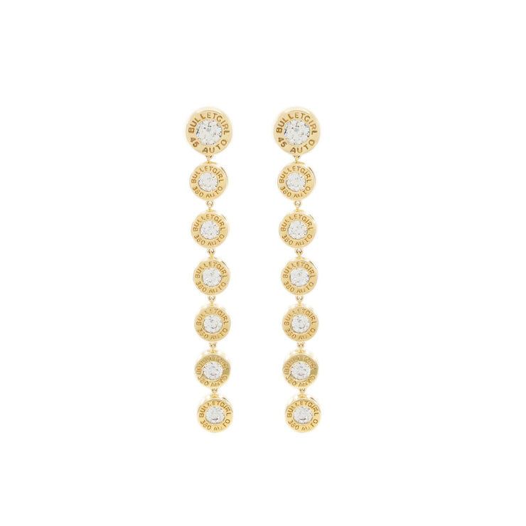 Bonita Cap Earrings