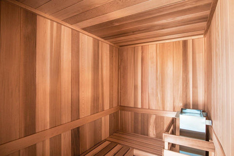 Traditional Modular Sauna