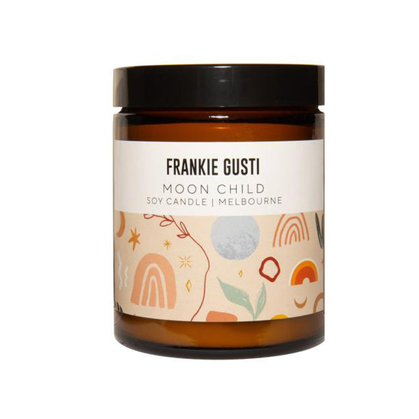 Candle - Frankie Gusti Moon Child