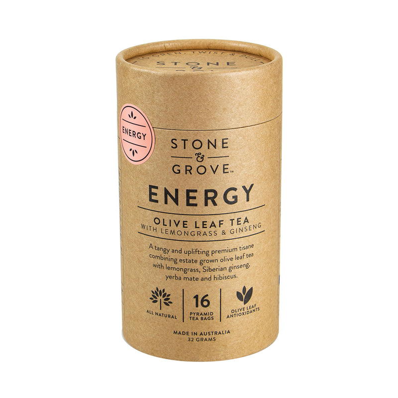 Olive Leaf 'Energy' Tea