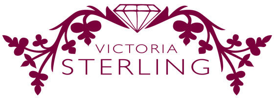 Victoria Sterling Antique Jewelry