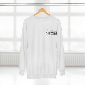 SC Strong Crew Neck Sweatshirt
