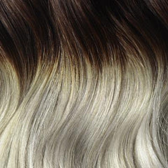 Ombre Hair Extensions (#T2/SG)