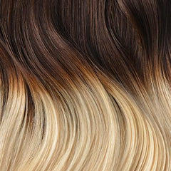 Ombre Hair Extensions (#T4/613)