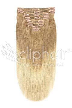 Ombre Hair Extensions (#T18/613)